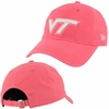 Kids Virginia Tech 9FORTY Pink Virhok Hat