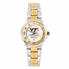 Ladies Virginia Tech Two Tone Competitor Watch