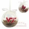 Lane Stadium Photo Ornament