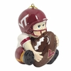 Little Virginia Tech Fan Ornament