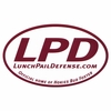 Lunch Pail Defense Decal