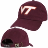 Maroon Virginia Tech Classic Cut Twill Hat