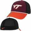 Maroon Virginia Tech Nike Legacy91 Mesh-Back Hat