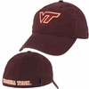 Maroon Virginia Tech Relaxed Twill Fitted Hat