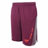 Maroon Virginia Tech SMU Shorts