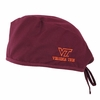 Maroon Virginia Tech Surgical Cap