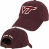 Maroon Virginia Tech Swiss Felt Hat