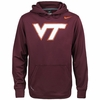 Maroon Virginia Tech Warpspeed Performance Hoodie by Nike