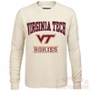 Mens Virginia Tech Thermal Waffle Tee