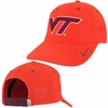 Orange Nike Virginia Tech Legacy91 Coaches Cap