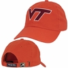 Orange Virginia Tech Classic Cut Twill Hat