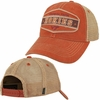 Orange Virginia Tech Hokies Distressed Trucker Hat