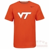 Orange Virginia Tech Logo Tee by Nike