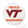 Proud Virginia Tech Grandparent Pin