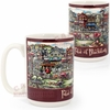 Pubs of Blacksburg Mug