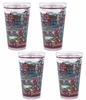 Pubs of Blacksburg Pint Glass Set of 4