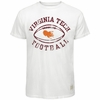 Retro Virginia Tech Gobbler Football Shirt