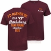Return to Blacksburg VT Tee