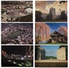 Scenes of Virginia Tech Postcards Set