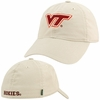 Stone Virginia Tech Relaxed Twill Fitted Hat