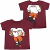 Toddler's Virginia Tech Football Player Tee