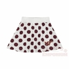 Toddler's Virginia Tech Polka Dot Molly Skirt
