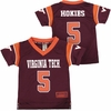 Toddler Virginia Tech #5 Blitz Jersey