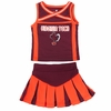 Toddler Virginia Tech Cheerleader Set