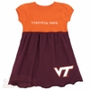 Toddler Virginia Tech Cupid Dress