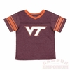 Toddler Virginia Tech Glitter Tee