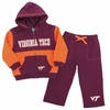 Toddler Virginia Tech Midfield Fleece Set