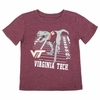 Toddler Virginia Tech T-Rex Football Tee
