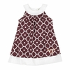 Toddlers Virginia Tech Lauren Flower Dress