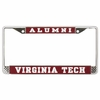 Va Tech Alumni License Plate Frame