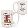 Virginia Tech Corps of Cadets Mug
