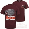 VA Tech Football Start Jumping T-Shirt