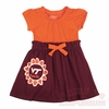 Virginia Tech Toddler Daisy Dress