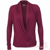 VA Tech Ladies Wrap Cardigan