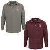 Virginia Tech Mens Quarter Zip Pullover