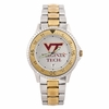 Virginia Tech Mens Two-Tone Competitor Watch