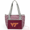Virginia Tech 16 Can Chevron Cooler