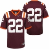 Virginia Tech #22 Nike Football Jersey