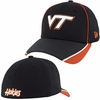 Virginia Tech 39THIRTY Pipe Slide Hat: Black