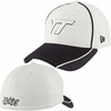 Virginia Tech 39THIRTY Pipe Slide Hat: Storm Grey
