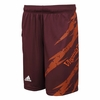Virginia Tech Adidas Fashion Performance Shorts