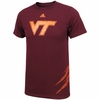 Virginia Tech Adidas Go To Tee
