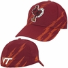 Virginia Tech Aftershock Adidas Flex Fit Hat
