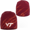 Virginia Tech Aftershock Knit Beanie by Adidas