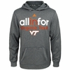 Virginia Tech All In Ultimate Hoodie by Adidas