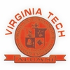 Virginia Tech Alumni Decal with Seal